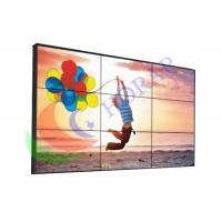 Buy cheap Waterproof High Brightness Video Wall Solutions , Open Frame Embedded Seamless Monitor Wall from wholesalers