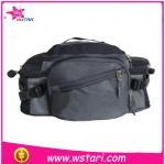Buy cheap Leather Passport Belt BagBeautiful Money Waist Belt Bag Travel Pouch Hidden Passport ID Holder from wholesalers