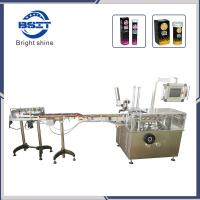 Buy cheap Automatic Video Box Cartoning Packing Machine for E-Cig Bottle from wholesalers
