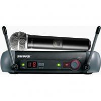 Buy cheap PLL Synthesizes Dual multi-channel 200 X 2 UHF Wireless microphone systems from wholesalers