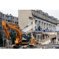 Buy cheap Full Range Service Demolition Contractors London Dismantling Buildings And product