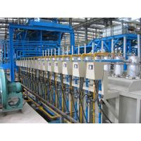 Buy cheap Steel Wire Heat Treatment Furnaces With Hot Dip Galvanizing from wholesalers