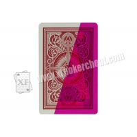 Buy cheap Magic Props Arrow Kem Plastic Invisible Playing Cards For UV Contact Lenses Gambling Cheat from wholesalers