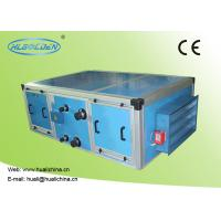 Buy cheap 10000m³/h Chilled Water Air Handling Units with 2.6mm Fin Space from wholesalers