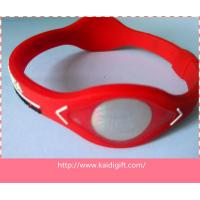 Buy cheap sports hand bands power extreme balance wrist band bangles from wholesalers