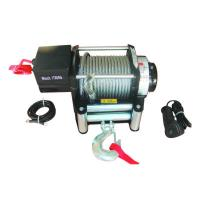 Buy cheap 12v 24v Car SUV 12000 Lb Electric Winch , 4x4 Off Road Portable ATV Winch from wholesalers