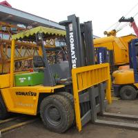 Buy cheap 10t,8t,7t,6t,5t,4t, 3t,2t used forklift for sale from wholesalers