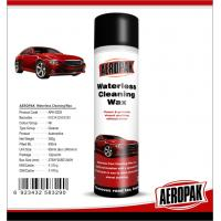 Buy cheap 450ml Auto Maintenance Products Premium Spray Car Wax Polish Long Lasting from wholesalers