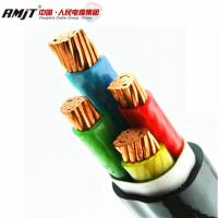 3 Core Armoured Cable Lv Mv Power Cable With Copper