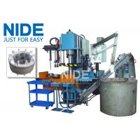 Buy cheap Auto Four Working Station Armature Casting Machine For Aluminum Rotor Die Casting from wholesalers