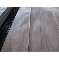 Buy cheap American Walnut Veneer Sheet Crown Cut For Furniture from wholesalers