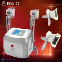 Buy cheap 2-Vacuum Handle Cryolipolysis Slimming Machine / Equipment  for Body shaping and slimming from wholesalers