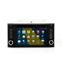Buy cheap 2DIN HD android car dvd android 4.4.4 HD 1024*600 car DVD GPS for SUBARU Forester with WiFi Mirror link from wholesalers