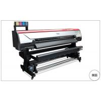 Buy cheap 1.6m Vinyl Banner Printing digital solvent printer Wide Format Eco Solvent Ink Printers from wholesalers