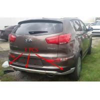 Buy cheap KIA Sportager 2014 2015 Auto Body Kits Rear Bumper Garnish And Front Guard from wholesalers