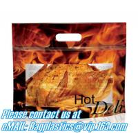 Buy cheap chicken rotisserie bags, Rotisserie Chicken Bags, Microwave Grilled Chicken bag from wholesalers