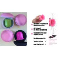 Buy cheap Natural Green Pink Natural Lip Plumper with Light Weight Safety Material from wholesalers