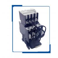 Buy cheap CJ19 3 way AC Magnetic Over Current Protective changeover switching capacitor contactor from wholesalers