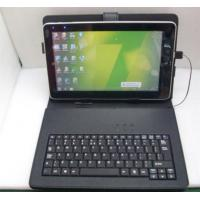 Buy cheap 10 Inch Leather Case With Keyboard from wholesalers