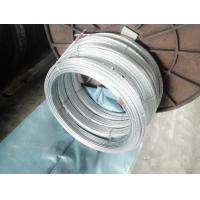 Buy cheap Galvanized Steel Wire Strand/Stay Wire and Earth Wire/Guy Wire/EHS ASTM A 475/BS183 from wholesalers