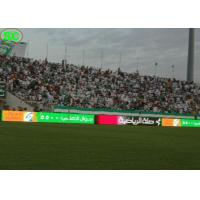 Buy cheap High Definition Led Scoreboard Display , Sport Football Stadium Screen High Refresh Rate from wholesalers