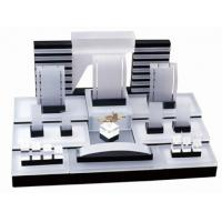 Buy cheap Acrylic Jewelry Showcase Display Set Perspex Jewellery Stand for Necklace,Earring,Ring from wholesalers