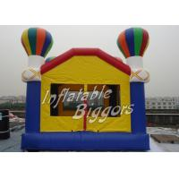 Buy cheap Mini Aladdin balloom Indoor Bouncing Castle / Backyard Bounce House For Rent from wholesalers