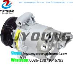 Buy cheap CVC auto air conditioner compressor for Pontiac Chevy Saturn 15231223 13124750 6854059 68275 CS10046 CS10077 CS20028 158 from wholesalers