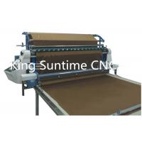 Buy cheap Knitted Fabric Spreading Machine PLC Control System 85m / Min Max Speed from wholesalers