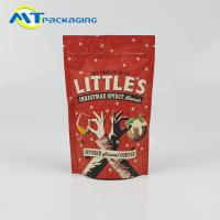 Buy cheap Custom Printed Ziplock Coffee Packaging Bags Stand Up Pouch For Coffee from wholesalers