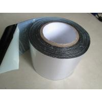 Buy cheap Foil Bitumen Waterproof Duct Tape Sliver Color Aluminium 10m-60 m Length from wholesalers