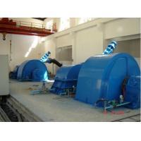 100kw-50Mw Francis Hydro Turbine Generator, Hydraulic Power Francis Type Water Turbine
