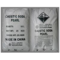 Buy cheap Caustic soda pearls/soda caustique pearls (NAOH) from wholesalers