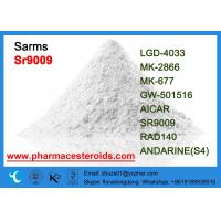 Buy cheap Bodybuilding Sr9009 Powder Sarms Muscle Growth Weight Loss 1379686-30-2 from wholesalers
