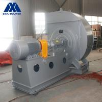 Buy cheap Impeller Wood Chip Air Cooling Blower SWSI Flue Gas Fan from wholesalers