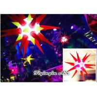 Buy cheap Inflatable Star with LED Light for Party and Holiday Decoration from wholesalers