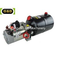 Buy cheap 10L Oil Tank Single Acting 12V Hydraulic Power Pack with Used for Lift Table product
