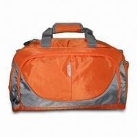 Buy cheap Duffel Bag Made of Nylon, Measures 52 x 31 x 20cm, Waterproof and Portable from wholesalers