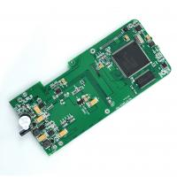 Buy cheap IoT Data Logger Electronic PCB Assembly Service Green Soldermask 1oz~8oz from wholesalers