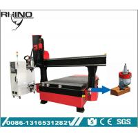 Buy cheap Multi Functional 4 Axis CNC Wood Router Machine Italy Drilling Head Type product
