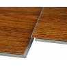 Buy cheap flame retardant long warranty UV coating embossed PVC click lock vinyl flooring planks from wholesalers