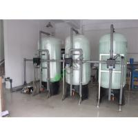 Buy cheap Single Reverse Osmosis Water Purification Equipment , 5 TPH Water Purifying Plant from wholesalers
