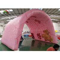 Buy cheap Durable Inflatable Event Tent / Simulation Large Intestine Tent For Medical Display from wholesalers