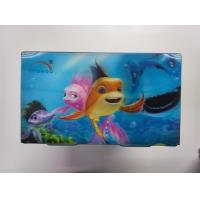 Buy cheap Fish Pattern Style 3D Lenticular Packaging Box PP Matt Lamination from wholesalers