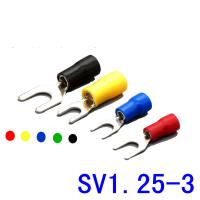 Buy cheap SV 1.25-3 Series Insulated Spade Crimp Terminals from wholesalers