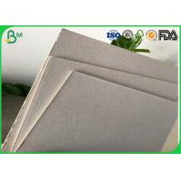 Buy cheap A0 A1 A2 A3 A4 Grey Board Paper 300gsm - 1350gsm Book Binding Board Sheet from wholesalers