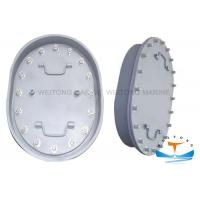 China CCS Approval Type B Manhole , Marine Manhole CoverFor Ship Voids Access on sale