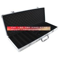 Buy cheap Useful Sturdy Aluminum 500pc Poker Chip Case Poker Chip Metal Case from wholesalers