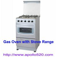 Buy cheap CBU Free Standing 4 Burner & Oven Gas Stove from wholesalers