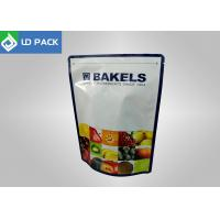 Buy cheap Easy-using Stand-up Pouch Eco-friendly Printing and Tear Notch Customizable\ from wholesalers
